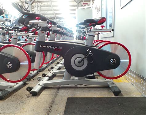 Life Fitness Lifecycle Gx Spin Bike