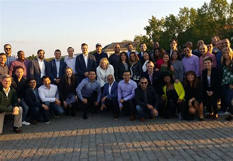 Mba New York Prague by Global Photo Gallery Executive Mba Students Explore