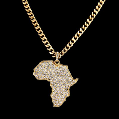 africa map necklace buy wholesale africa map pendant from china africa