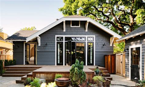 craftsman home design elements public library transformed into a gorgeous modern home in