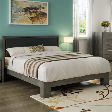 Platform Beds Hamilton Ontario Defehr Cordoba Queen Platform Bed Stoney Creek Furniture