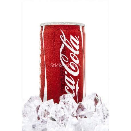 Aufkleber Spuren Entfernen by Aufkleber K 252 Hlschrank Dekor K 252 Che Coca Cola 60x90cm Ref