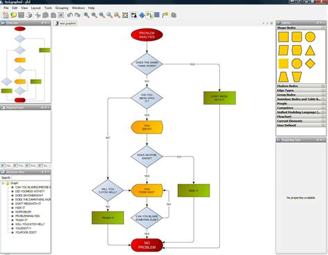 software for drawing flowcharts drawing flow charts let s make robots robotshop