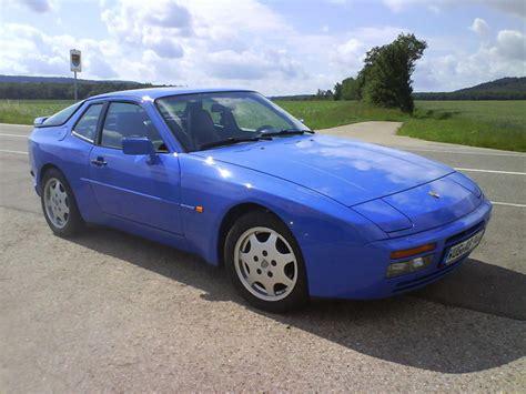 porsche 944 blue porsche 944 review and photos