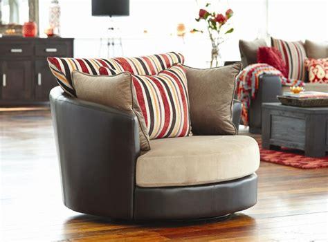 boston swivel chair boston swivel chair large brown from harvey norman