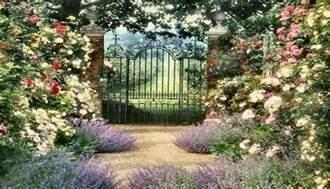 Country Gardens Beautiful Countryside Fairytale Cottages With