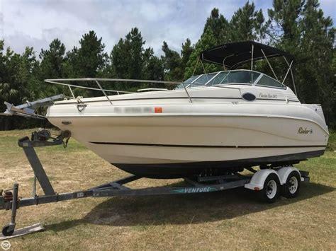 rinker boats rinker 242 fiesta vee boats for sale boats