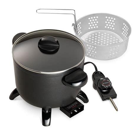 Multi Fryer fryer steamer roaster electric countertop multi