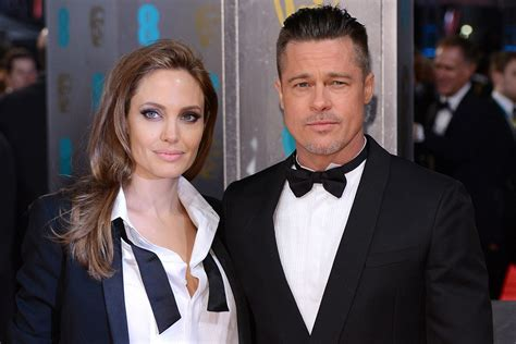 Brad Angelinas Custody Battle by Brad Pitt Has Unsupervised Visit With His Kid Amid