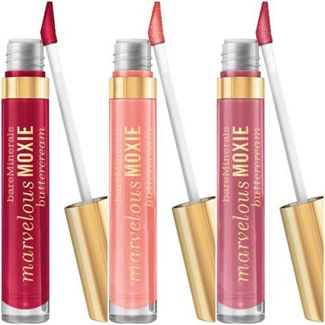 Bare Minerals Color Marvelous Moxie Lip Palette In Crush bare minerals marvelous moxie buttercream lip gloss for