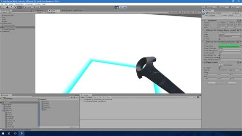 unity tutorial laser old video unity3d steamvr tutorial controller
