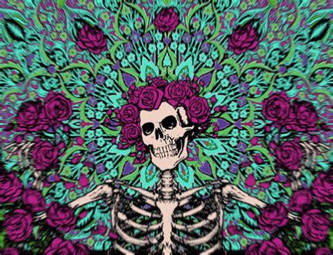 imagenes locas psicodelicas grateful dead psychedelic gif wifflegif