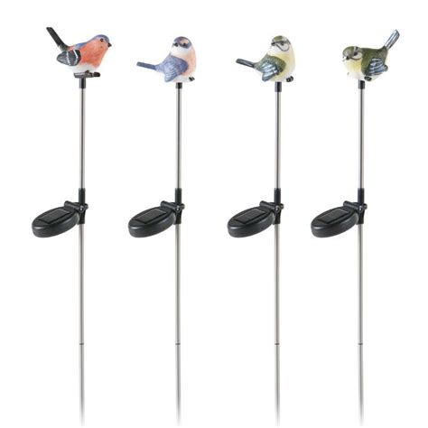 Bird Solar Lights Make Your Day Out At The Even Better With A