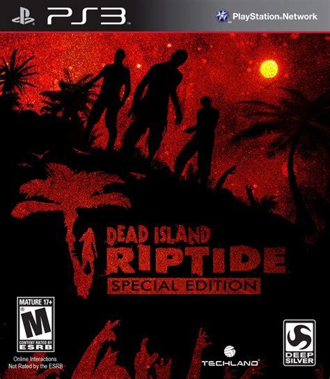 Ps3 Dead Island Riptide dead island riptide special edition playstation 3