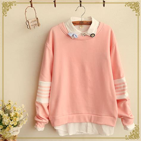 shipping cute pastel color sweater  luulla