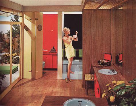1962 marlite bathroom mid century modern style with