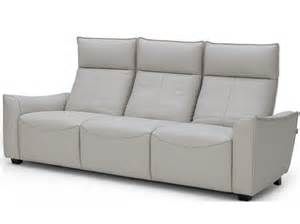 Contemporary Sofa Recliner Modern Leather Sofa Bring Luxury Home With Reclining Leather Sofa