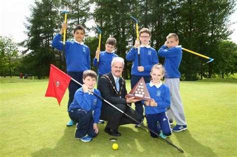 local swing local primary schools swing into action lisburn castlereagh