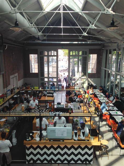 cafe design by gustav hallen food hallen amsterdam