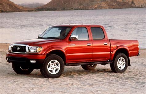 Toyota Tacoma History Toyota Tacoma история модели
