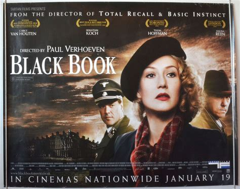 beneath black books black book a k a zwartboek original cinema