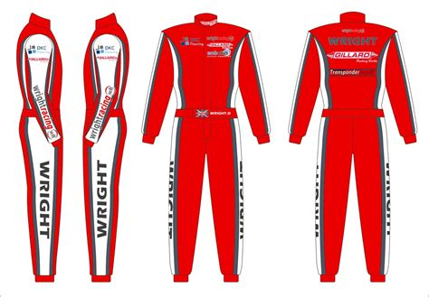 racing suit template motorsport clothing embotics uk