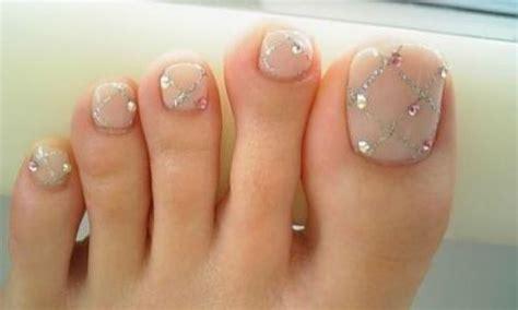 imagenes de uñas decoradas sencillas para los pies dise 241 os de u 241 as para los pies faciles decoraci 243 n de u 241 as