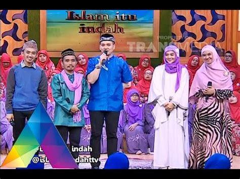 download mp3 ceramah ustadzah oki setiana dewi islam itu indah 7 nov 2015 taubat nasuha part 6 by trans