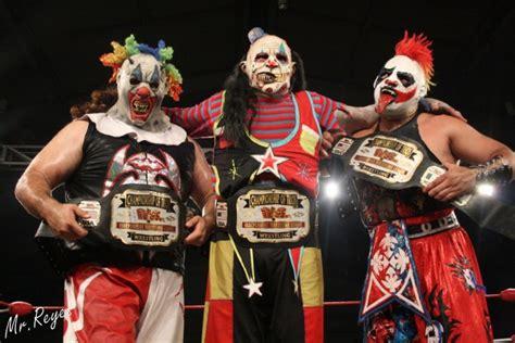 luchadores psicho sin mascara circus psycho circus las luchitas blog