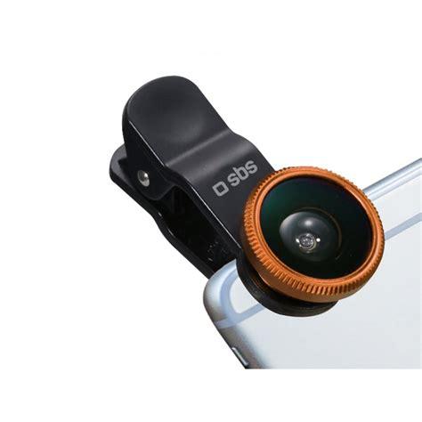 3 In 1 Universal Smartphone lens kit 3 in 1 universal for smartphone sbs