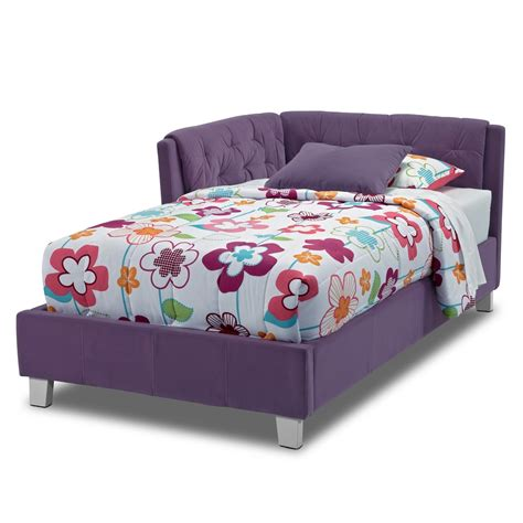 corner beds twin jordan iii twin corner bed value city furniture