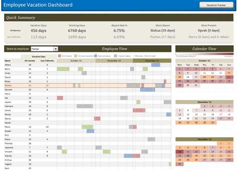 2016 Emploee Vacation Time Off Calendar Excel Calendar Printable 2018 Employee Days Calendar Template