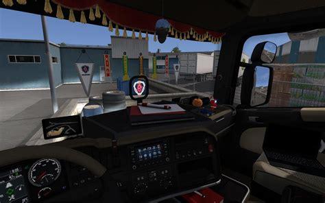 scania r s series v5 1 truck truck simulator 2 mods