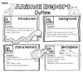 animal research for template 4 best images of grade animal report printable