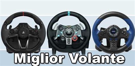 miglior volante per pc miglior volante pc e console quale scegliere supergeekitalia