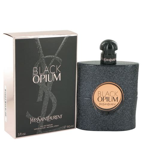 Original Parfum Yves Laurent Black Opium For black opium by yves laurent 3 oz eau de parfum spray