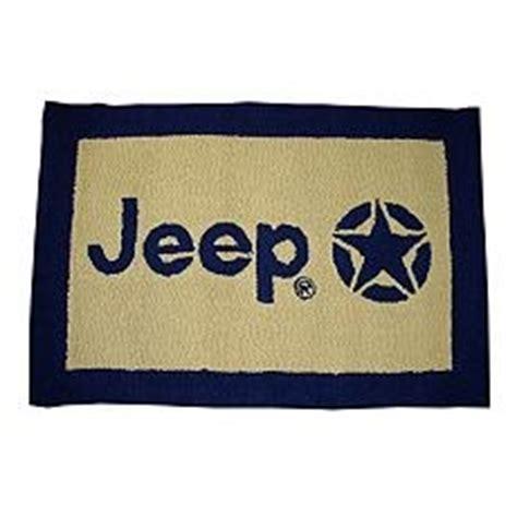 jeep rug all things jeep jeep logo area floor rug