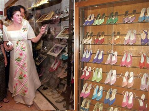 Imelda Marcos Closet by Trapped In The Closet Style Scoop South