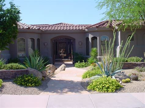 Xeriscaped Backyard Design by Time To Rethink The Perfectly Manicured Lawn Say No To Grass