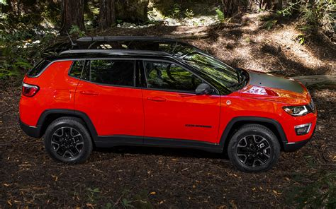 jeep compass trailhawk 2017 black jeep compass trailhawk 2017 wallpapers and hd images