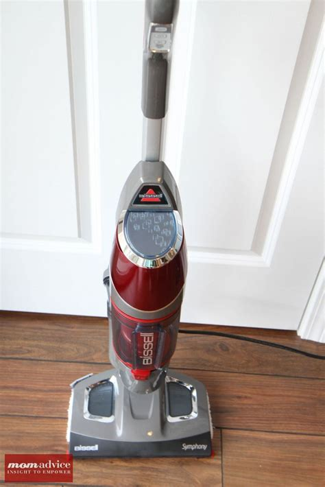 bissell vacuum and steam mop review momadvice the