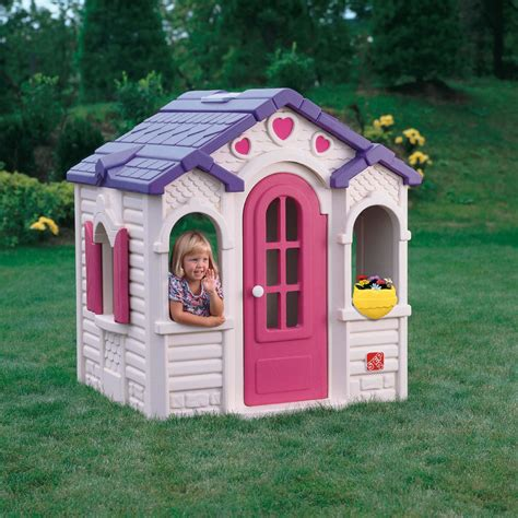 Home Play by Step 2 Sweetheart Playhouse Next Day Delivery Step 2