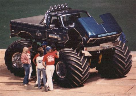 bigfoot 3 monster truck bigfoot iii in st louis bigfoot 4x4x4 pinterest