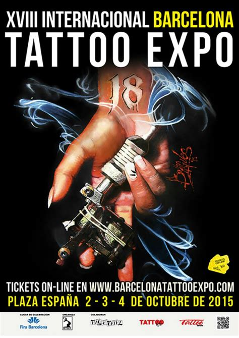 tattoo expo coming up 2015barcelonatattoo expo missmelis