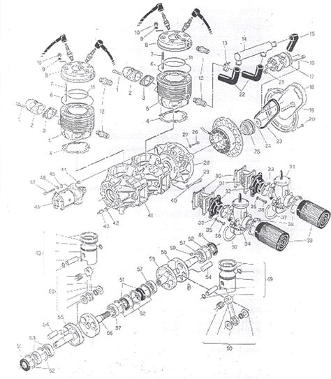 Motores Simonini Engines