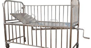 Ranjang Anak Rumah Sakit jual tempat tidur rumah sakit anak ranjang pasien untuk anak stainless steel echo 006ss toko