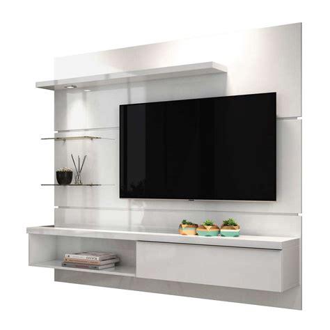 painel  tv  polegadas ores branco  cm