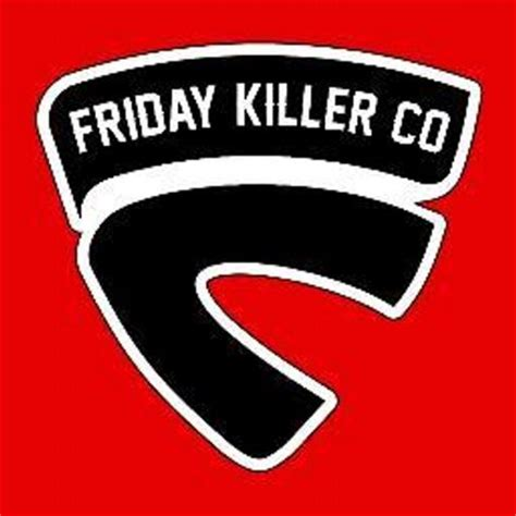 friday killer cloth fridaykillerco