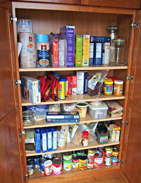 how to keep your pantry organized healthy how to organize the pantry in 5 easy steps comfortably