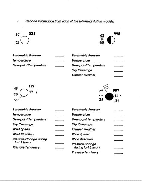 weather patterns worksheet answers weather worksheet new 282 weather patterns worksheet answers